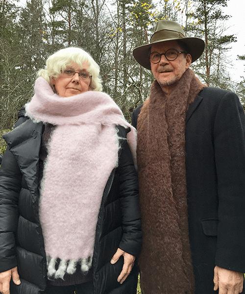Pianotaiteilija Maija Weitz ja baritoni Raimo Laukka